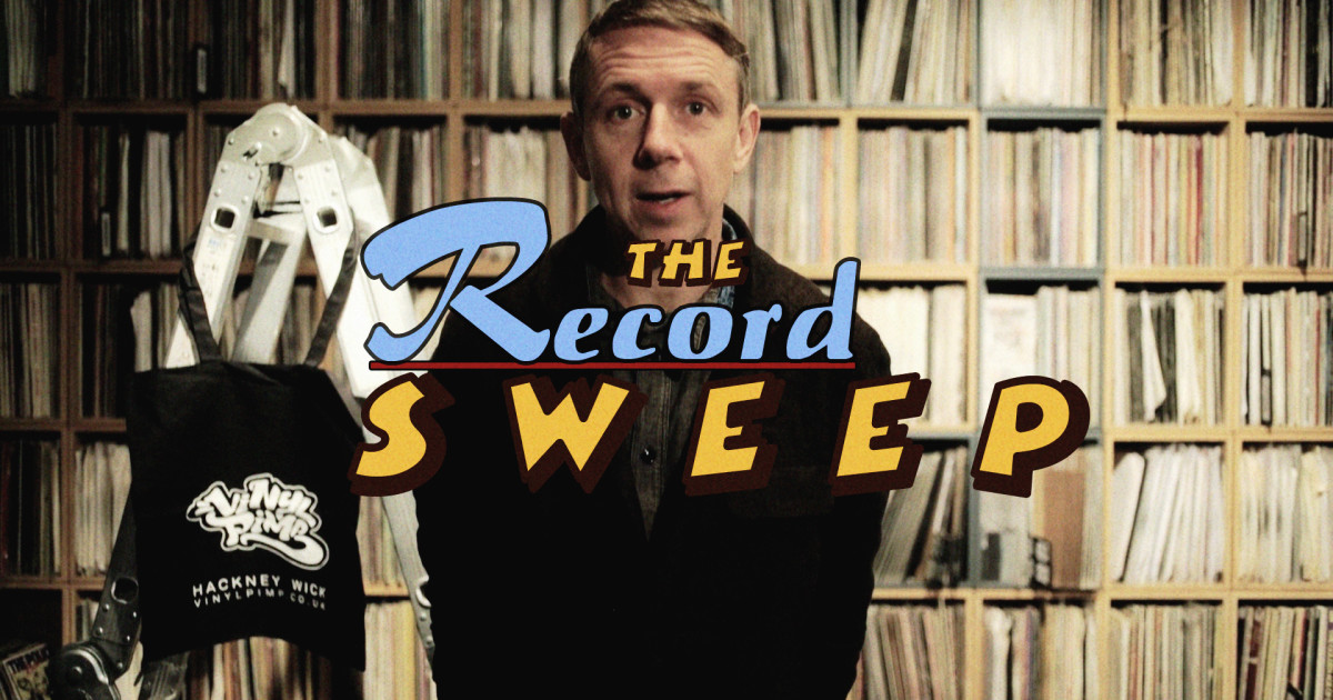 The Record Sweep Gilles Peterson Fact Magazine Music