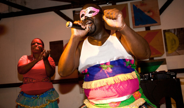 Shangaan Electro needs you to shake your feet