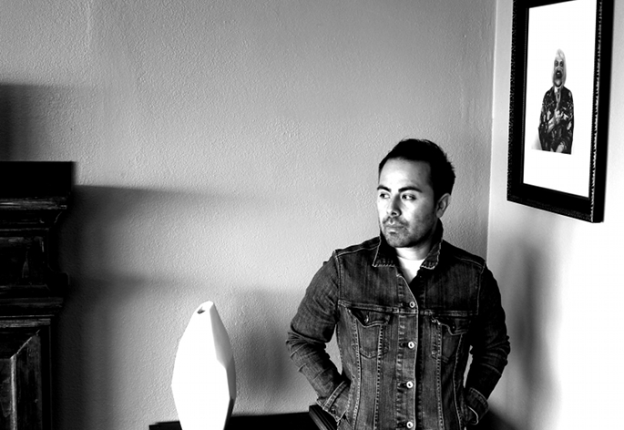 "Silent Servant on the making of his new album and ""the feeling that shit could blow up at any minute"""