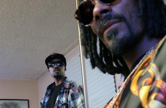 snoop dogg dam-funk - 10.15.2013