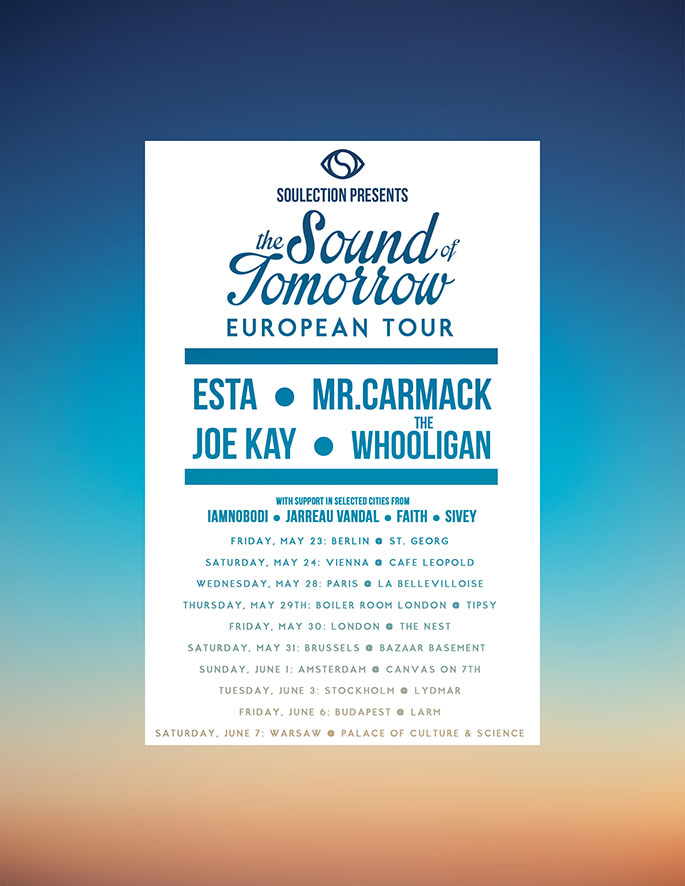 Los Angeles collective Soulection brings its Sound of Tomorrow on first European tour