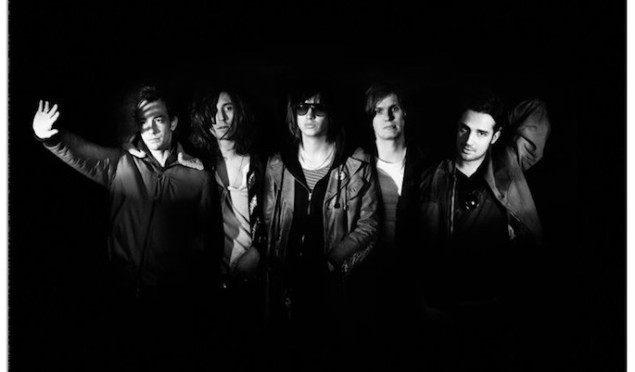 Listen to The Strokes' Comedown Machine