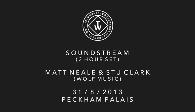 Tokyo Wax bring Soundstream to Peckham for mammoth 3 hour set