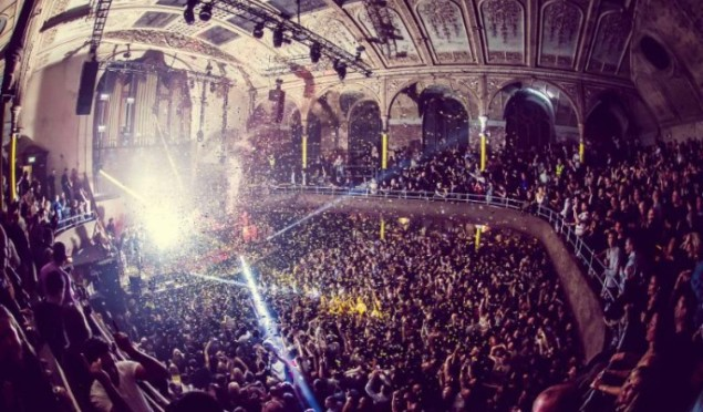 Manchester's Albert Hall to host Transmission series with David Rodigan, Ricardo Villalobos, Hessle Audio and more