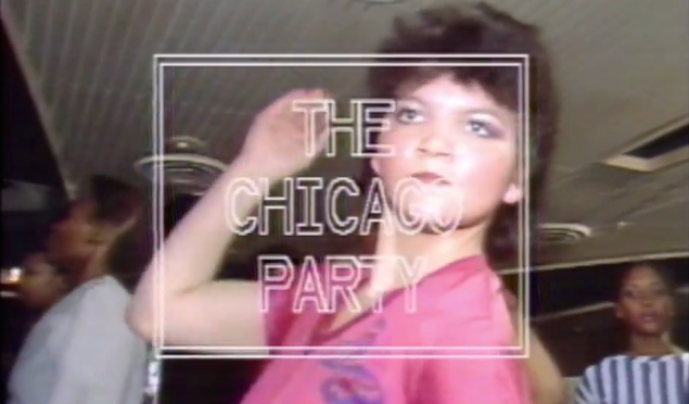 Watch clips of post-disco cable access show The Chicago Party, from Numero's new compilation