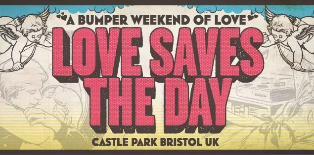 Tickets on sale now for Bristol's Love Saves The Day festival