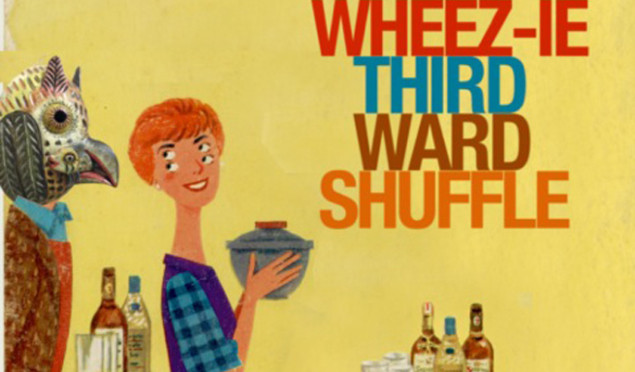 Stream and download Wheez-ie's destructive new single 'Third Ward Shuffle'