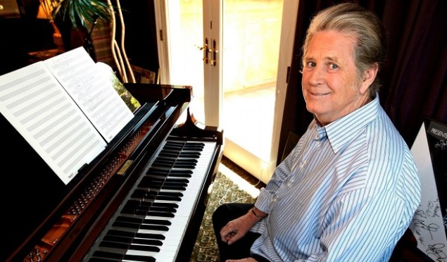 Brian Wilson recording new album with Jeff Beck, Beach Boys Al Jardine and David Marks