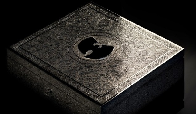 The only copy of Wu-Tang Clan's Once Upon A Time In Shaolin will be sold via online auction