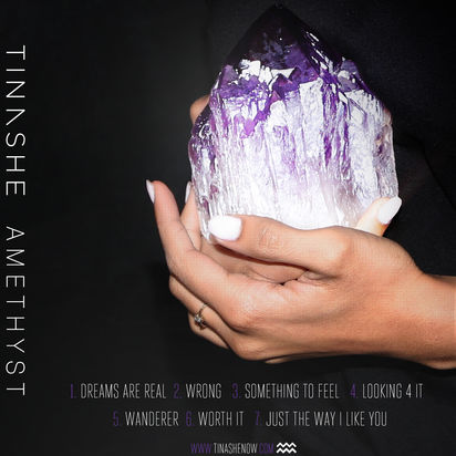 Tinashe announces <i>Amethyst</i> mixtape due this Monday