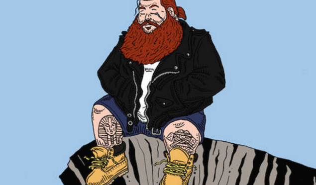 Action Bronson teams with Chance The Rapper for Mark Ronson-produced 'Baby Blue'