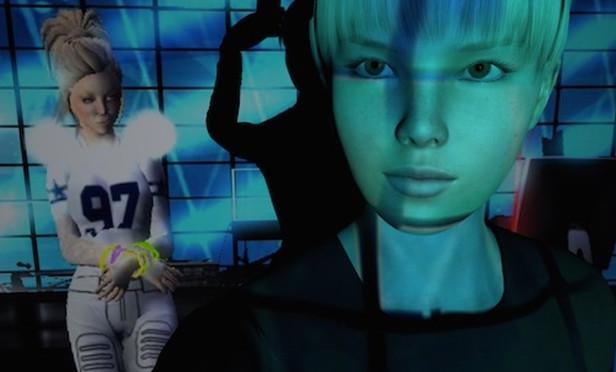 Step inside LaTurbo Avedon's virtual nightclub