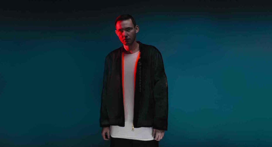 Hudson Mohawke announces tour dates, shares neon 'Very First Breath'