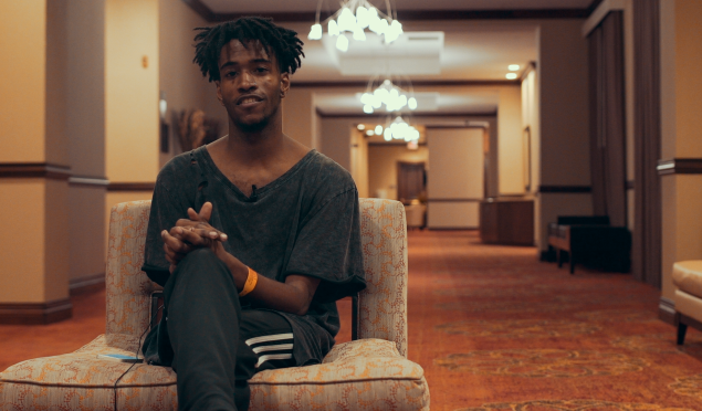 FACT at SXSW 2015 - KeithCharles Spacebar interview