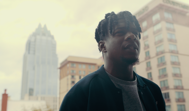 FACT at SXSW 2015 - Mick Jenkins interview