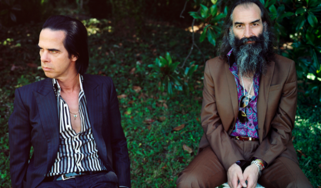 Nick Cave and Warren Ellis to release soundtrack to Loins Des Hommes