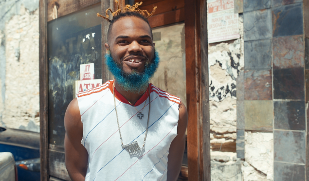 FACT at SXSW 2015 - Rome Fortune interview