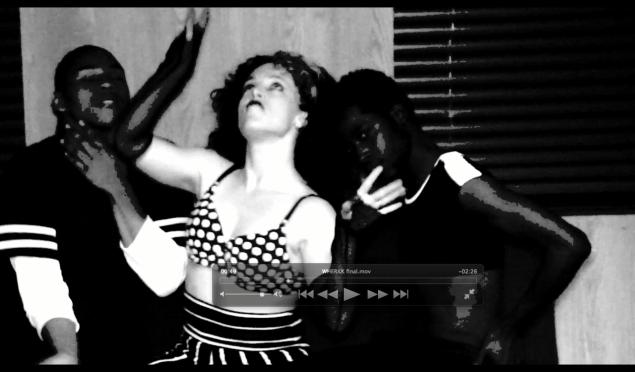 Watch ballroom legend Vjuan Allure and Purple Crush 'Wherk' it at a Banjee Ball