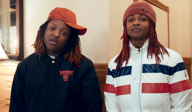 FACT at SXSW 2015 - Sicko Mobb interview