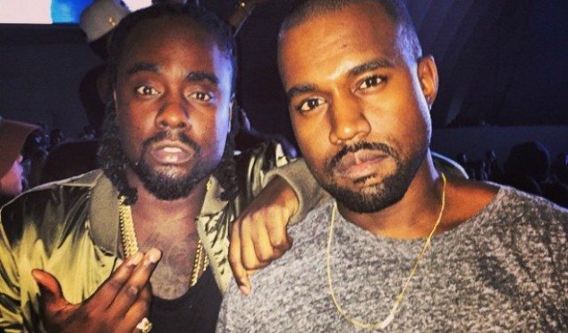 Wale reveals a snippet of Kanye West collaboration