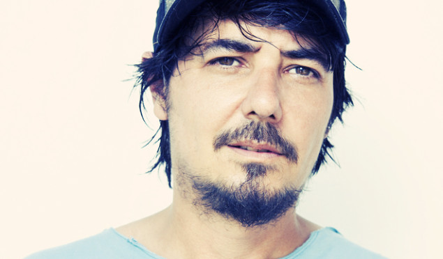 Amon Tobin is releasing an EP encased in a white rubber wheel for Record Store Day
