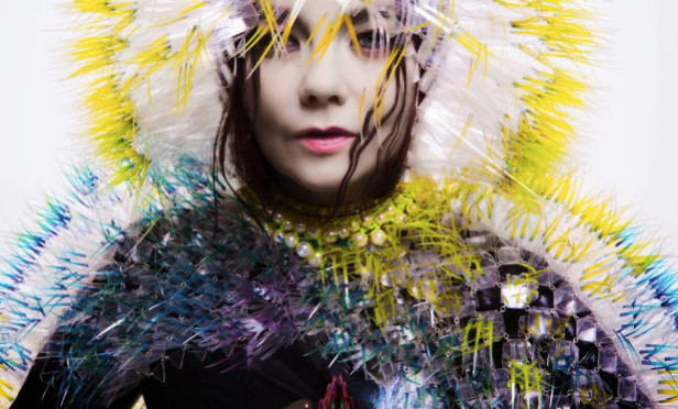 Download a recording of last night's Björk concert in New York City