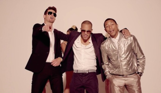 'Blurred Lines' trial reveals how much Robin Thicke, Pharrell and their record label made on the mega-hit