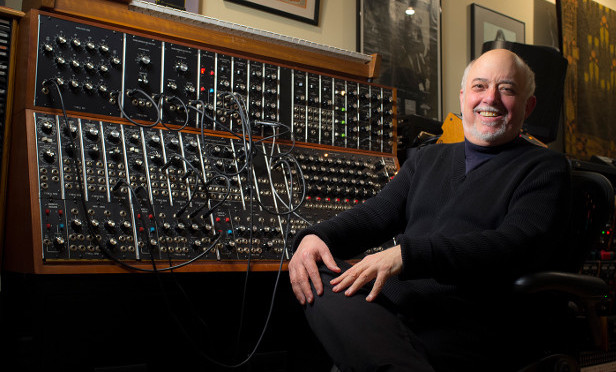 Craig Leon on Moog's reissued modular synths and reinterpreting Bach