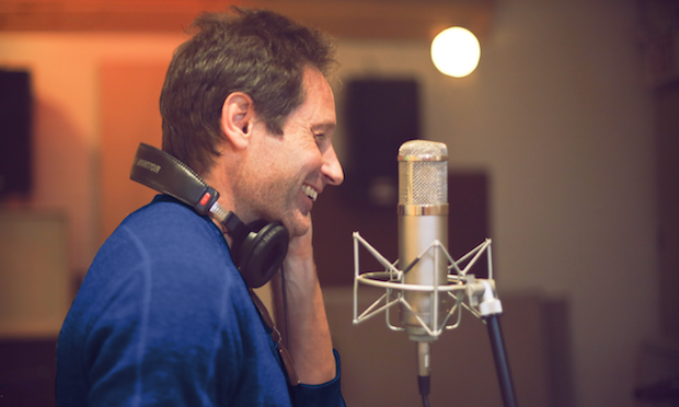 The X-Files star David Duchovny readies folk-rock debut album