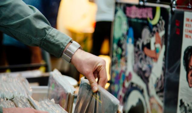 Hackney Record Fair launching for rare vinyl and vintage hi-fi gear