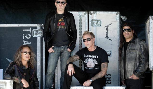 Metallica are releasing a cassette
