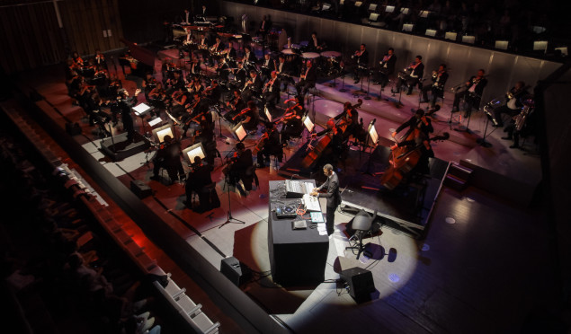 Jeff Mills to perform with BBC Symphony Orchestra