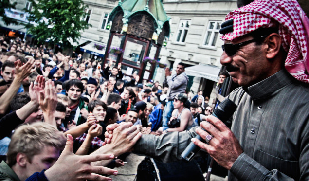 Omar Souleyman announces Bahdeni Nami, feat. Four Tet, Modeselektor and more