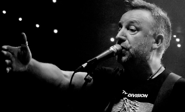 Peter Hook to perform entire Joy Division catalogue at Macclesfield church