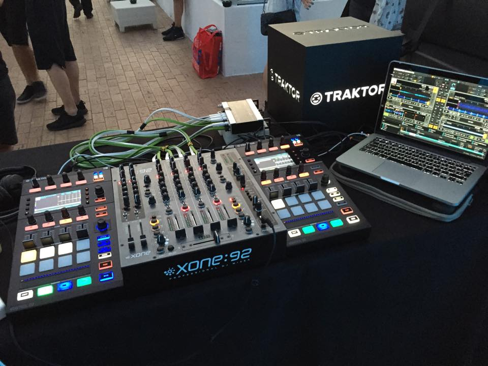 Native Instruments teases new Traktor controller at WMC