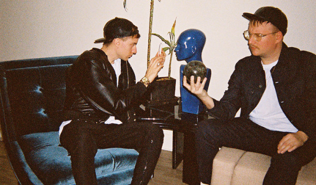 Jimmy Edgar and Machinedrum return as JETS — stream 'The Chants'
