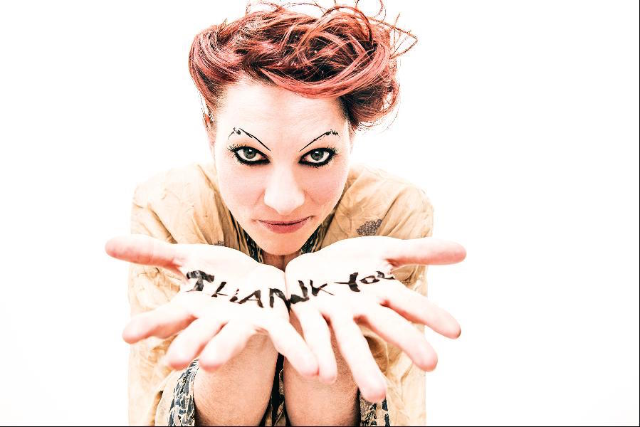 "Amanda Palmer says she ""pretty much broke even"" on $1.2 million Kickstarter tour, calls it a ""loss leader"""