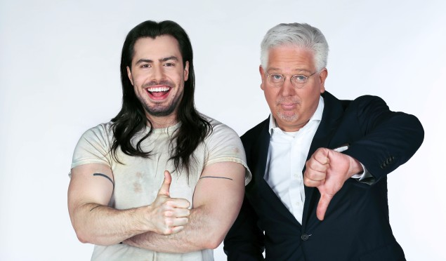 Andrew WK gets a show on Glenn Beck's radio network