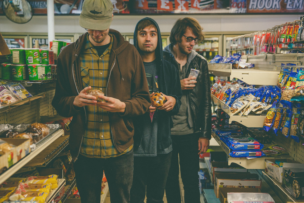 Premiere: Stream Cloud Nothings' remix album while reading commentary from the band and the remixers