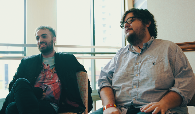 FACT at SXSW 2015 - Friendzone interview