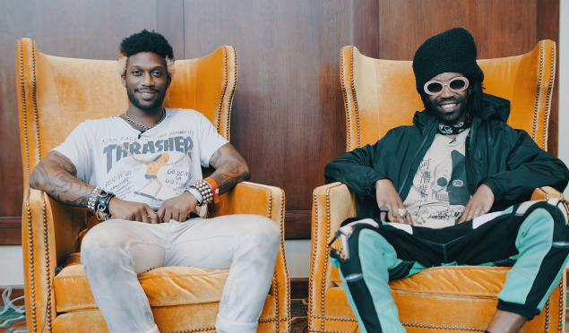 FACT at SXSW 2015 - Ho99o9 interview