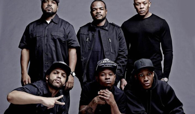 Watch the full theatrical trailer for N.W.A. biopic Straight Outta Compton