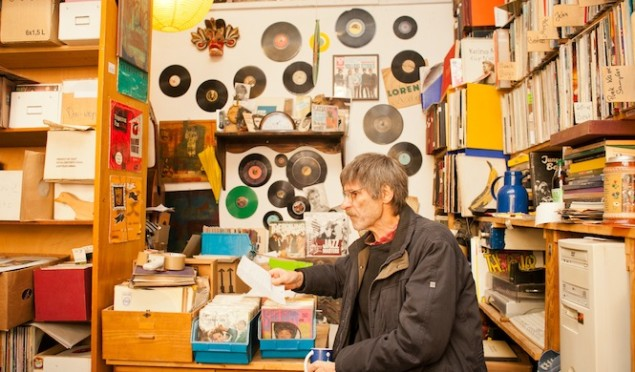 Take a look inside Platten Pedro, Berlin's hidden gem of a record store