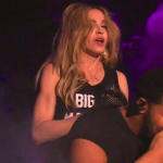 Madonna kissing Drake on-stage at Coachella is the most awkward thing you'll see all week