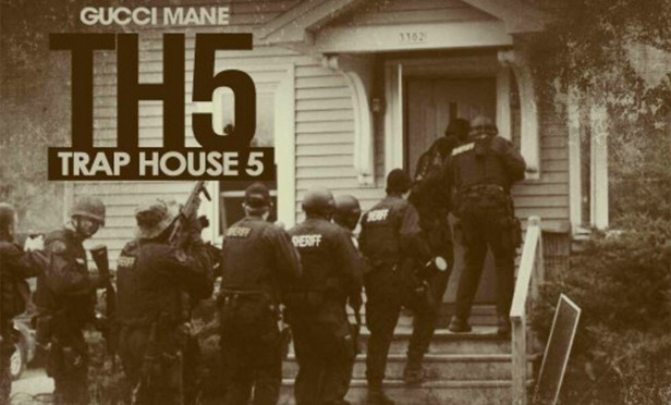 Gucci Mane releases fifth and final instalment in Trap House mixtape series