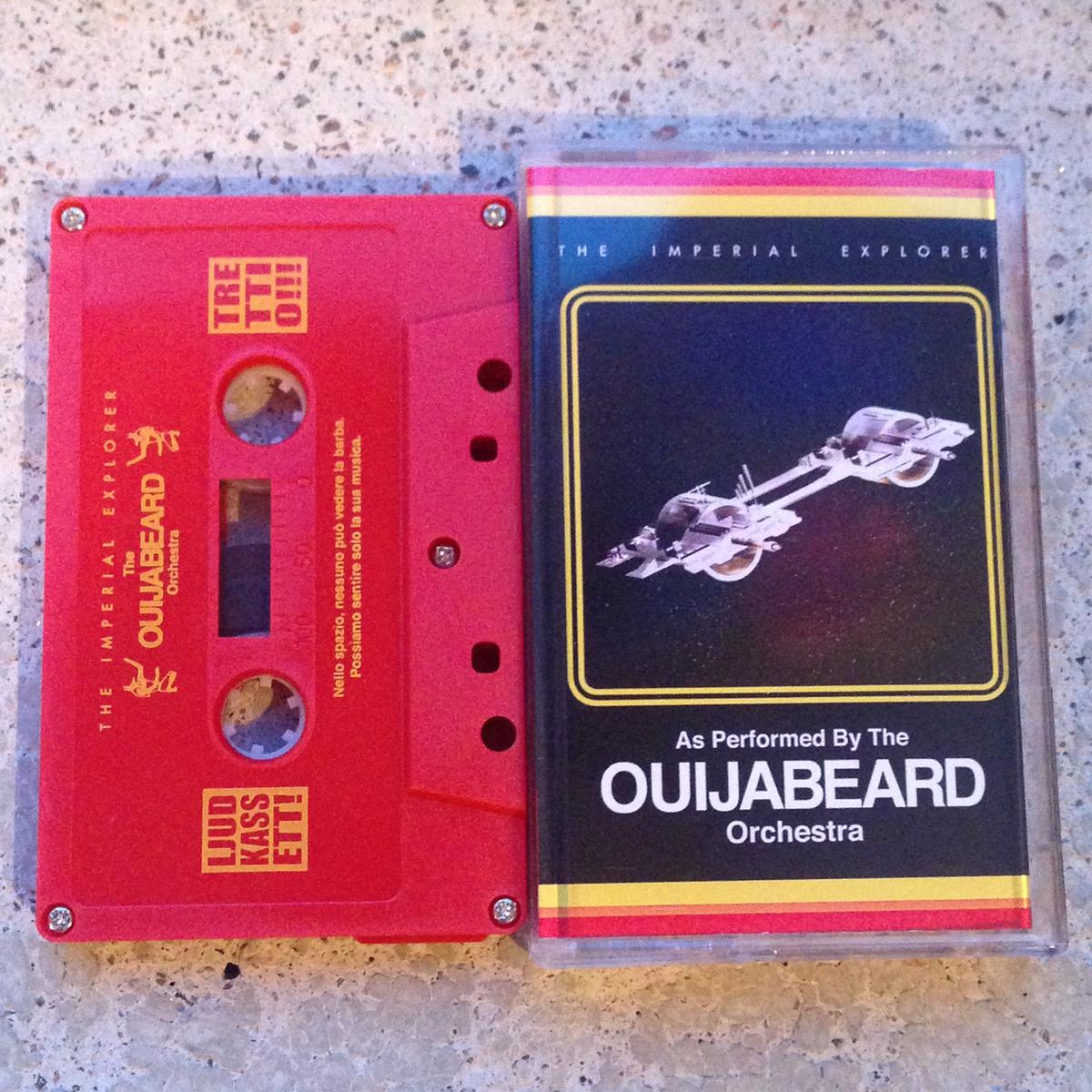 Ouijabeard