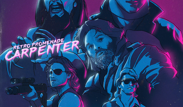 Download a compilation inspired by John Carpenter