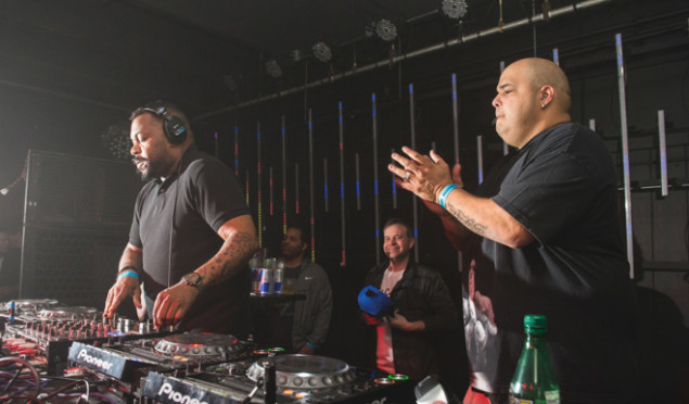 Derrick Carter and DJ Sneak open Populux techno club in Detroit