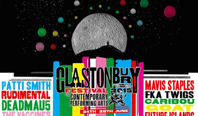 Glastonbury Festival announces 2015 line-up