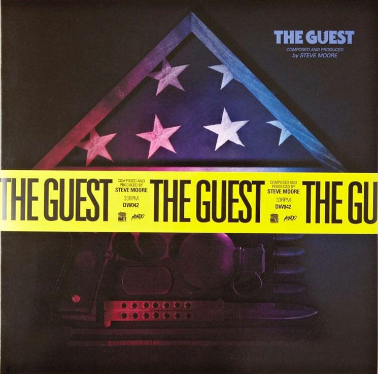 h Waltz announces vinyl release of <i>The Guest</i> score